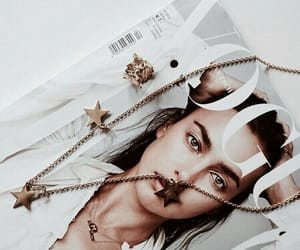 accessories, magazine, and necklace image