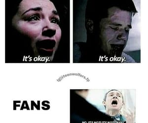 alison, teen wolf, and aden image