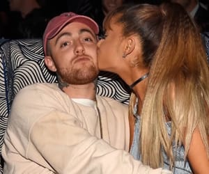 2016, dating, and ariana grande image