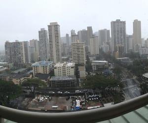 scenery, waikiki, and city image