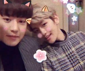 exo, kyungsoo, and sehun image
