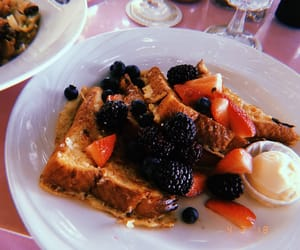 food, french toast, and hawaii image