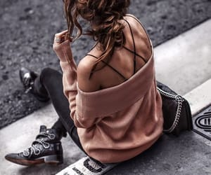 fashion, street style, and girl image