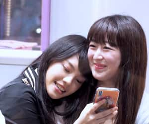happy, bnk48, and smile image