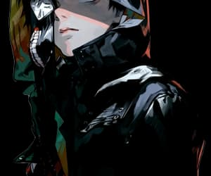 anime, tokyo ghoul, and gore image