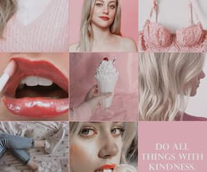 aesthetic, pink, and riverdale image