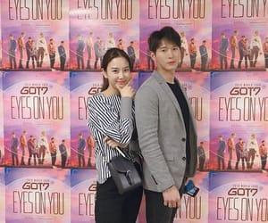 jun, hee, and seong image