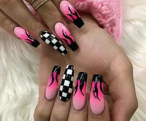 accessories, nails, and beauty image