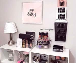 beauty, makeup, and goals image