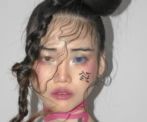 art, asian, and makeup image
