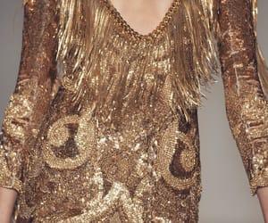 fashion, runway, and Balmain image
