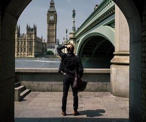 aesthetics, Big Ben, and british image