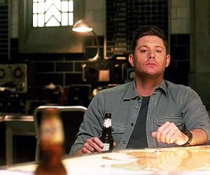 dean winchester, funny, and gif image