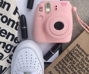 nike, pink, and tumblr image