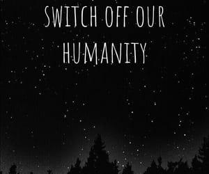 damon, humanity, and vampire image