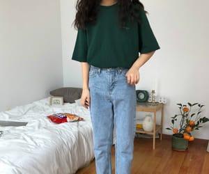 kfashion, outfit, and asian fashion image