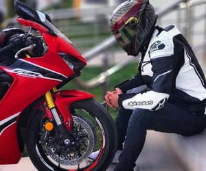 life, motorbike, and red image