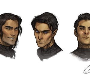 cassian, rhysand, and acotar image