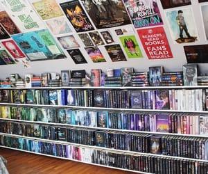 bibliophile, books, and bookshelf image