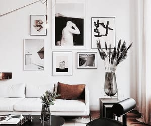 art, beautiful, and couch image