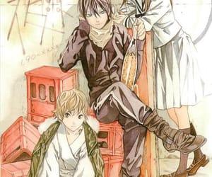 hiyori, yukine, and yato image