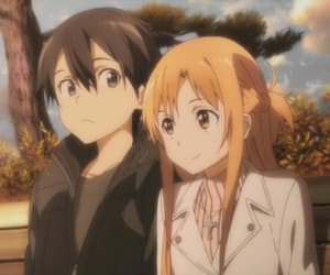 anime, sword art online, and kirito image
