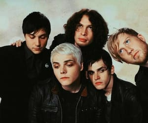 my chemical romance, frank iero, and gerard way image