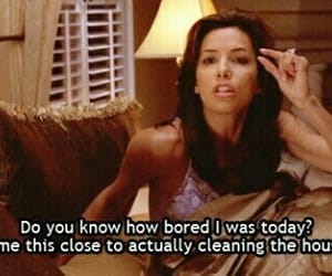 eva longoria, funny, and Housewives image