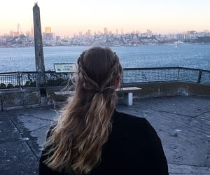 braid, girl, and goals image