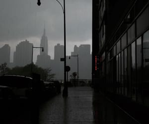 black, dark, and fade image