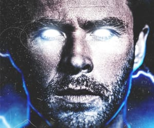 Marvel, infinity war, and thor image