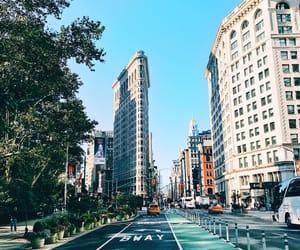 architecture, city, and landscape image