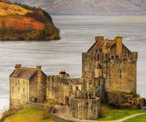 beauty, castle, and highlands image