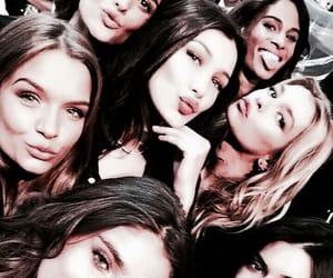 model, Victoria's Secret, and bella hadid image