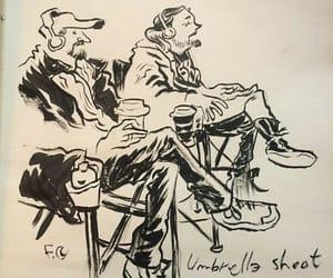 the umbrella academy, gerard way, and 2018 image