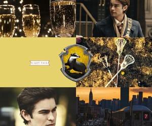 aesthetic, gossip girl, and hogwarts image