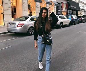 beautiful, girl, and streetstyle image