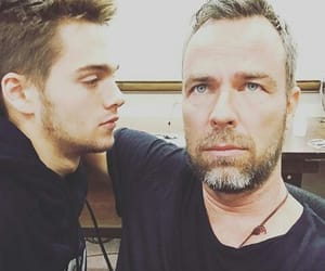 teen wolf, dylan sprayberry, and jr bourne image