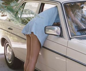 summer, car, and theme image