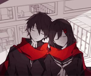 article, kagerou project, and shinaya image