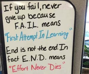 end, fail, and newday image