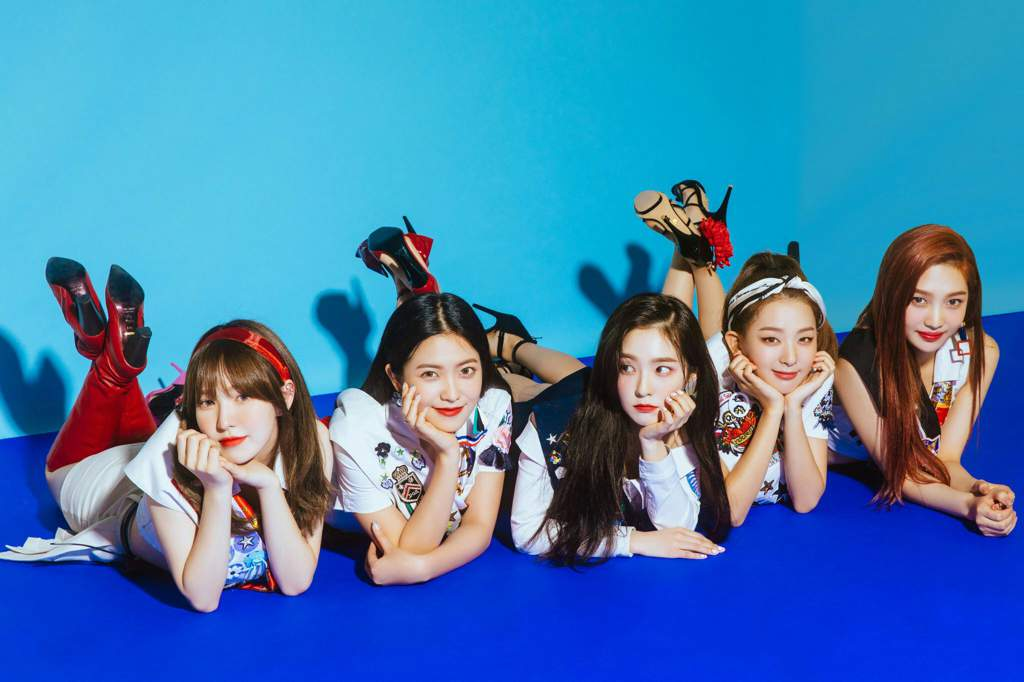 article, exid, and gfriend image