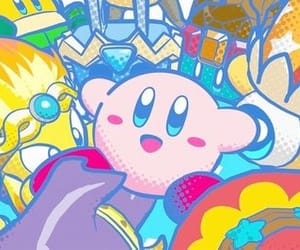 kirby and friends image