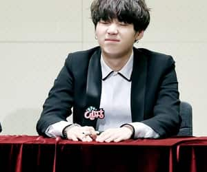 kpop, bts, and e: fansign image