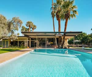 exteriors, modern architecture, and palm springs image