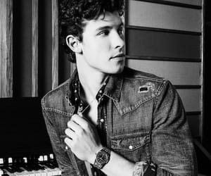 shawn mendes, boy, and singer image