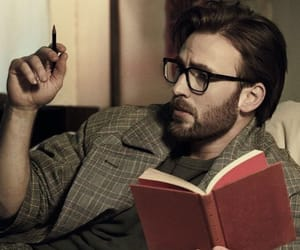 chris evans and book image