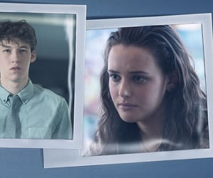 13 reasons why, netflix, and katherine langford image
