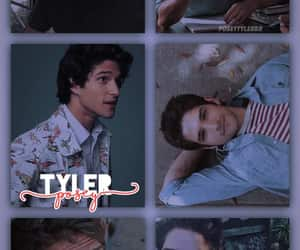 wallpaper, teen wolf, and tyler posey image