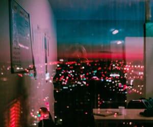 city, light, and alternative image